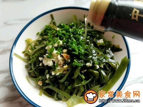 开胃菜~凉拌海带丝的做法图解8