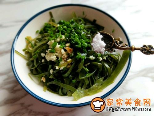 开胃菜~凉拌海带丝的做法图解9