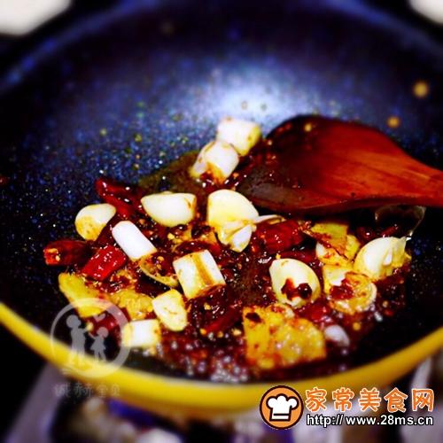 香辣蟹的做法图解3