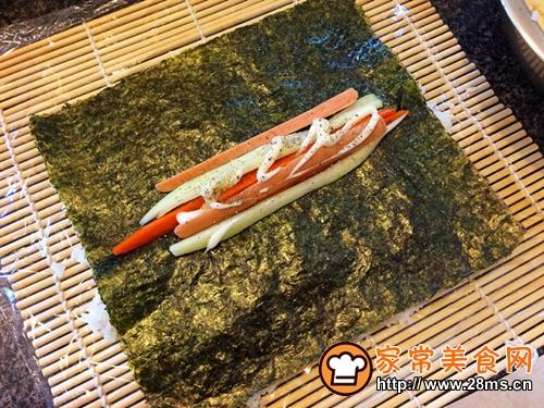 寿司拼盘的做法图解9