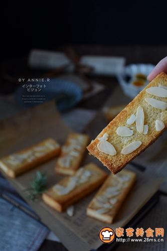 香酥烤吐司条-无敌霹雳简单版的做法图解4