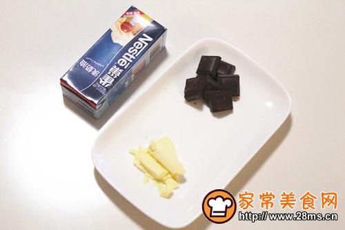 法式巧克力马卡龙的做法图解7