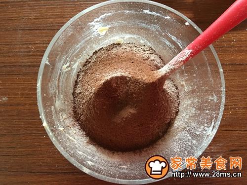 杏仁冰淇淋奶油饼干的做法图解4