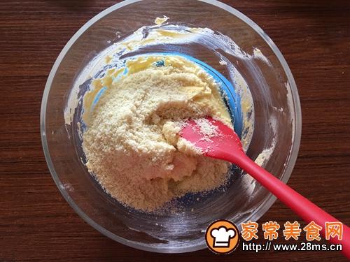 杏仁冰淇淋奶油饼干的做法图解8