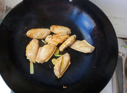 可乐鸡翅的做法图解3
