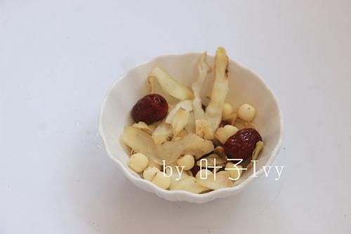 尖椒做法炖鸡(压力锅版)的做法玉竹椰子肉的里脊图片