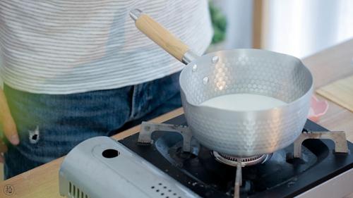 莲子椰香燕麦奶露的做法图解7