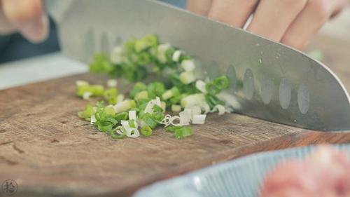 莲子冬瓜肉丸汤的做法图解5