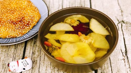 苹果桂圆红枣甜汤的做法图解8