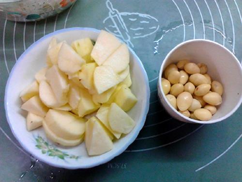 白果苹果银耳羹的做法图解10