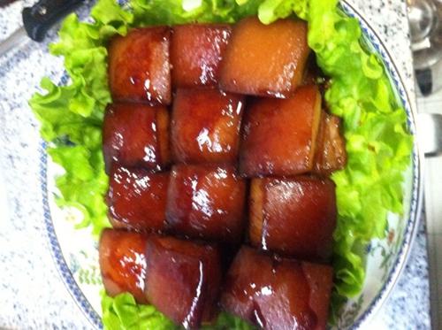 简便健康美味东坡肉的做法图解6