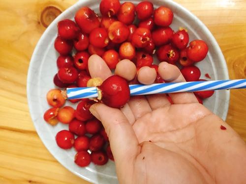 樱桃派的做法图解6