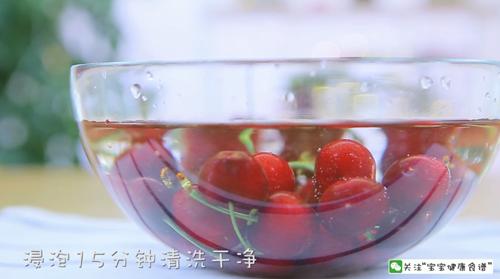 樱桃酱  宝宝辅食达人的做法图解3