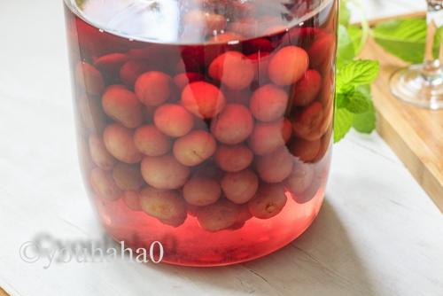 自制樱桃果酒的做法图解6
