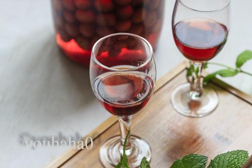 自制樱桃果酒的做法图解7