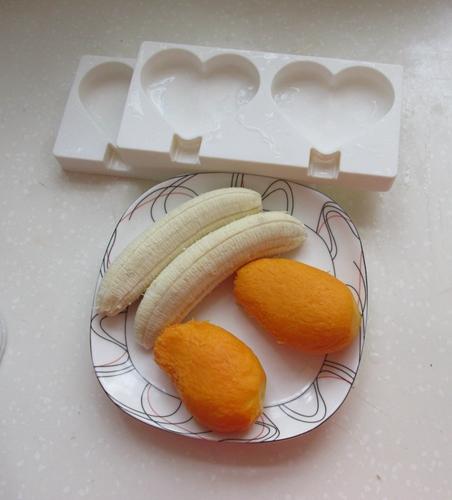 纯水果冰糕的做法图解1