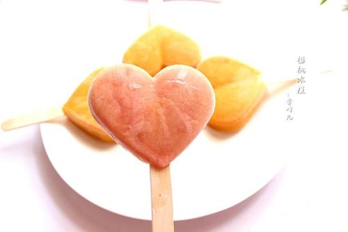 纯水果冰糕的做法图解12