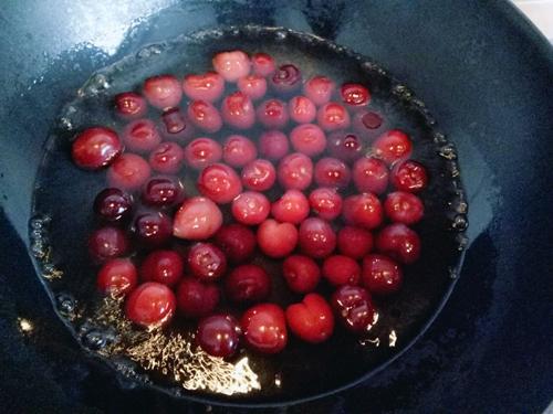 樱桃罐头的做法图解4