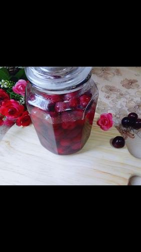 樱桃罐头的做法图解7