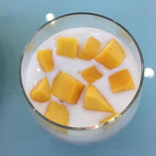 水果酸奶杯的做法图解6