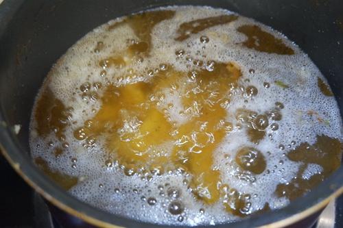 糖醋鸡柳的做法图解4