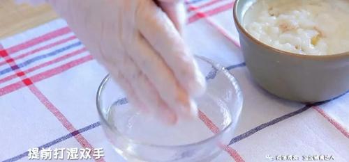 红豆夹心软糕宝宝辅食食谱的做法图解11