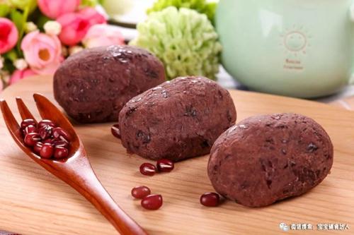 红豆夹心软糕宝宝辅食食谱的做法图解16