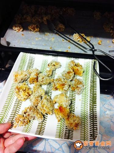 香酥鸡米花(烤箱版)的做法图解10