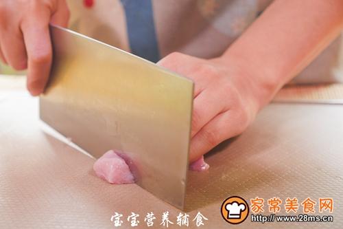 宝宝辅食-土豆二米肉焖饭的做法图解4