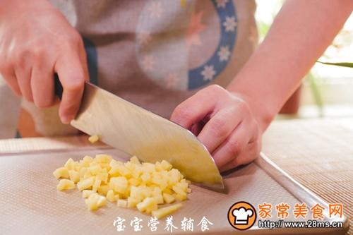宝宝辅食-土豆二米肉焖饭的做法图解8