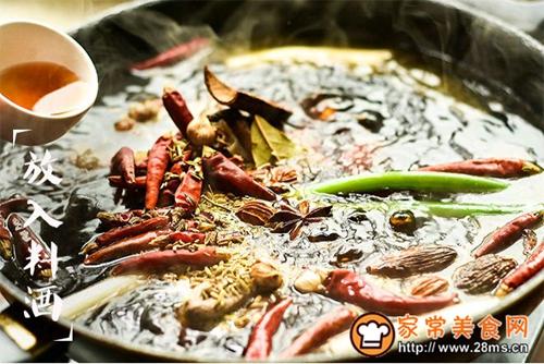 烧椒牛肉的做法图解11