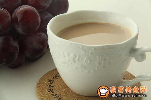 DIY普洱咖啡奶茶的做法图解6