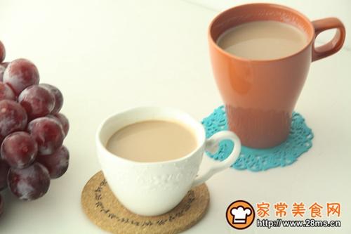 DIY普洱咖啡奶茶的做法图解7