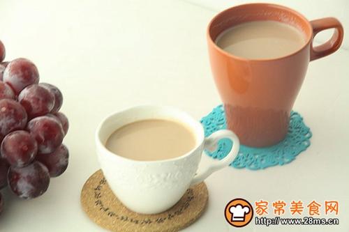 DIY普洱咖啡奶茶