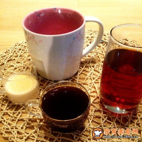 鸳鸯奶茶的做法图解3