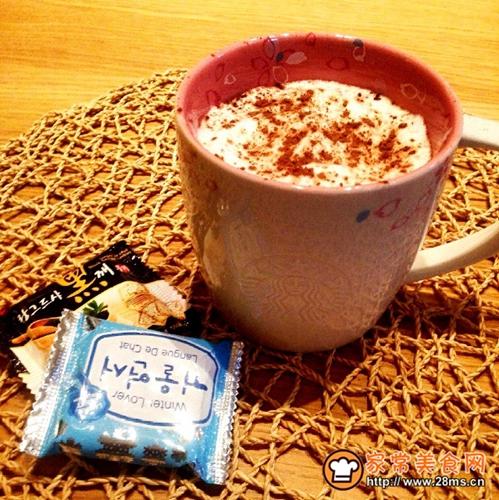 鸳鸯奶茶的做法图解6