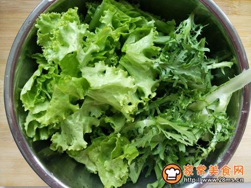 减脂餐—藜麦虾仁沙拉的做法图解7