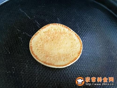 玉米松饼的做法图解12
