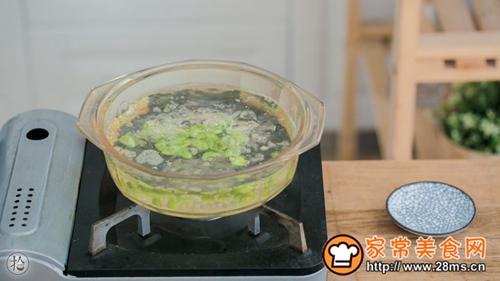 浇汁肉末豆泥的做法图解5