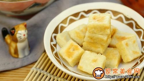 宝宝鱼豆腐宝宝辅食食谱的做法图解17