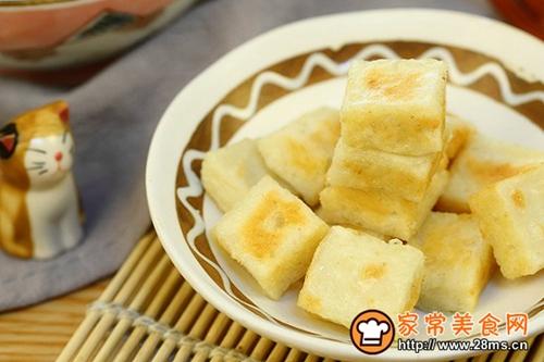 宝宝鱼豆腐宝宝辅食食谱