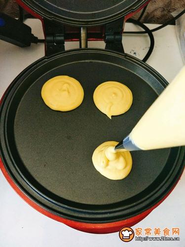 淡奶油玉米饼的做法图解7