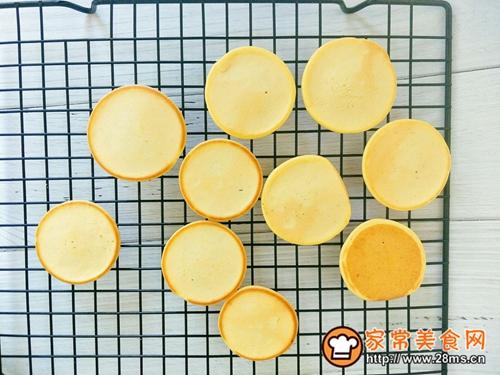 淡奶油玉米饼的做法图解9