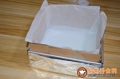 台湾古早味蛋糕(烫面水浴法)的做法图解1