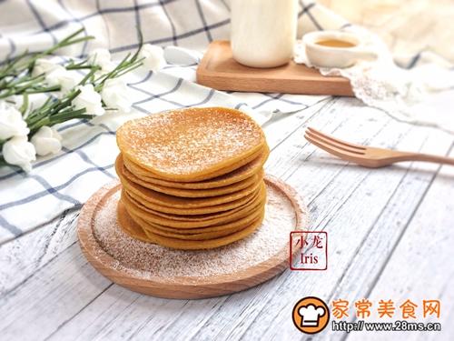 健康粗粮小点心:蜂蜜玉米面饼的做法图解14