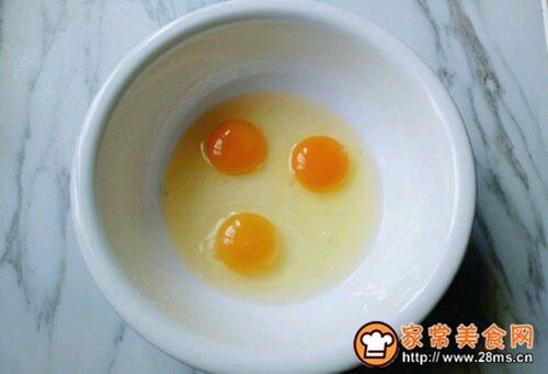 快手营养早餐-鸡蛋饼的做法图解4