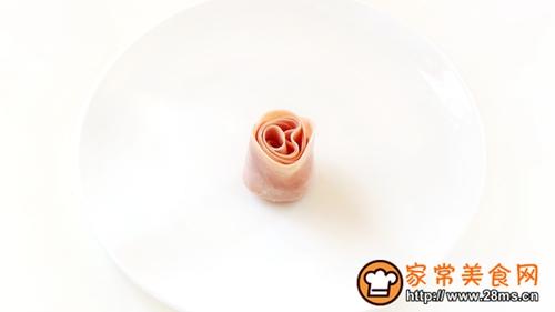 花束沙拉-丘比沙拉汁的做法图解3