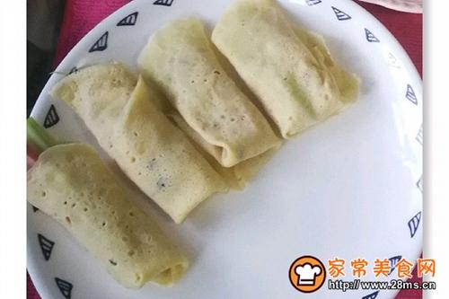 小卷饼(儿童早餐)