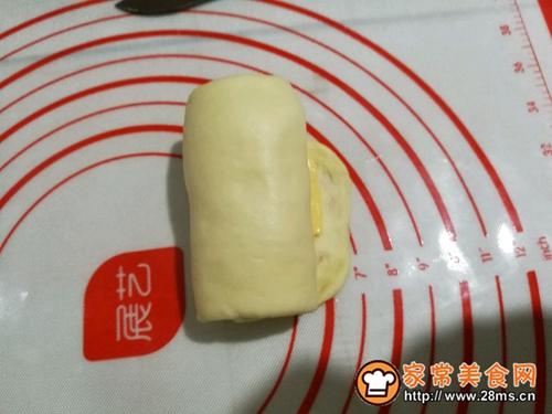 火腿乳酪卷的做法图解11