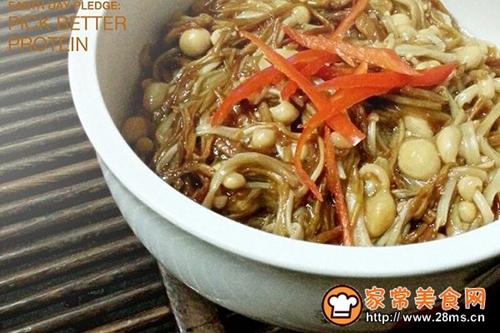 清香金针菇